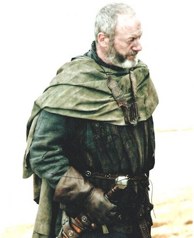 Liam Cunningham Autograph Signed Photo - Game Of Thrones